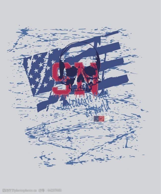 美国国旗模板下载创意美国国旗图片