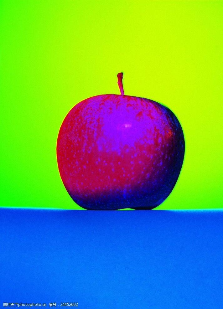 综合创意苹果