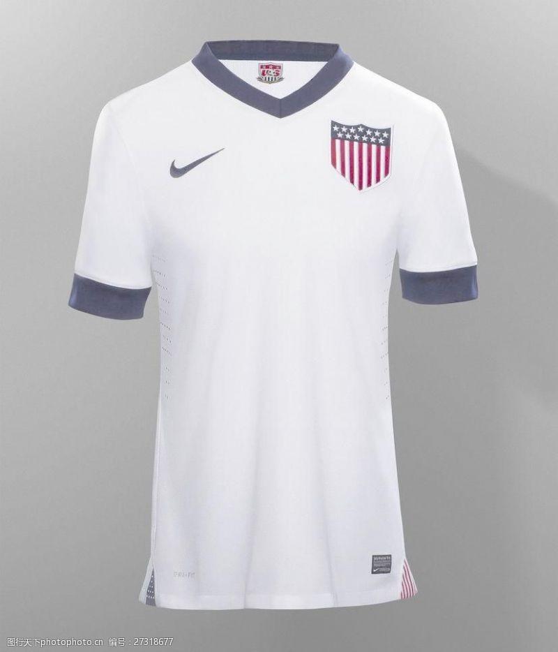 美国国家队nike足球系列广告宣传平面图片