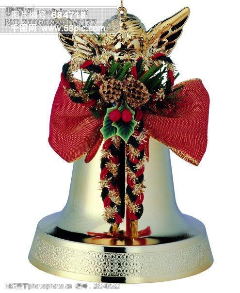 圣诞节饰物铃铛