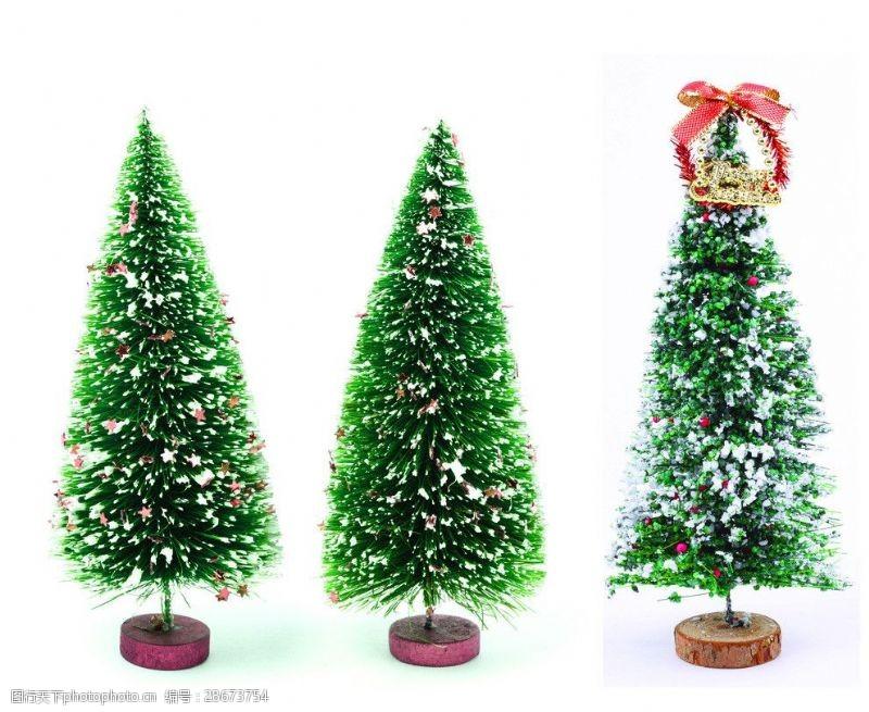 圣诞元素集合圣诞节树