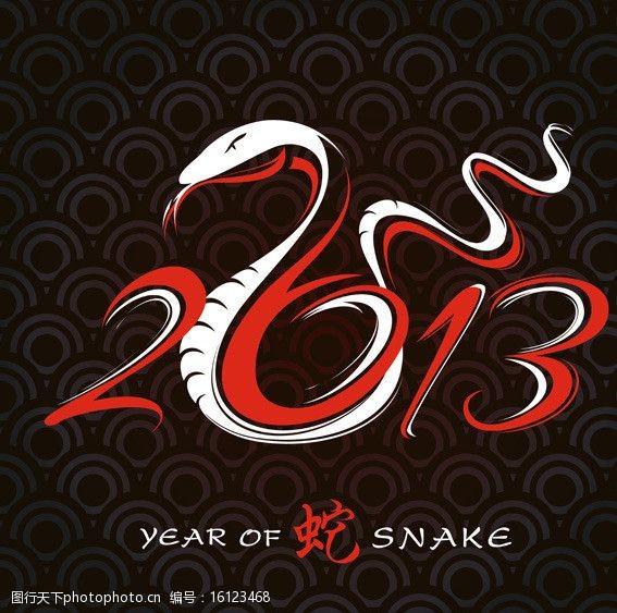 蛇形2013图片